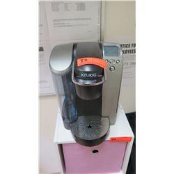 Keurig Coffee Maker w/ Supplies