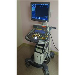 GE Voluson S6 Ultrasound w/ 2 Probes & Printer
