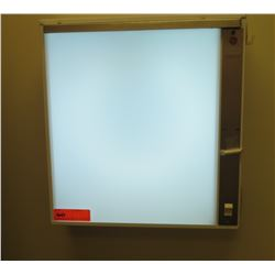 GE x-ray Viewer Light Box