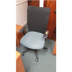 Rolling Hi-Back Office Chair