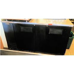 True Back Bar Cooler Model TBB-3