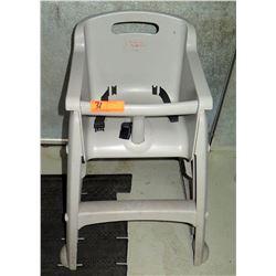 Plastic High Chair