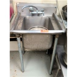 1-Compartment Sink