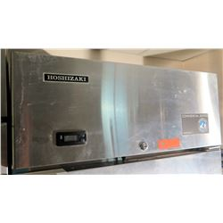 Hoshizaki Tall Reach-In Freezer Model CF1B-FS