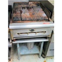 Wells Charbroiler (missing control knobs)