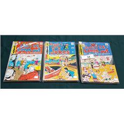 15 1970'S ARCHIE COMICS
