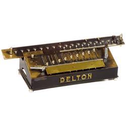 """Arithmometer """"Bunzel-Delton"""", 1908"""