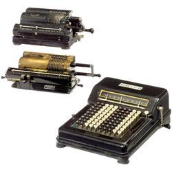 3 Rechenmaschinen