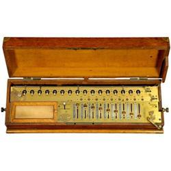 Arithmomètre Payen