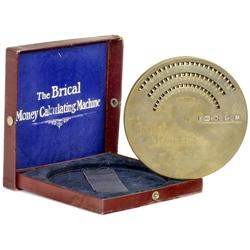 BriCal – British Calculator Mod. B, 190