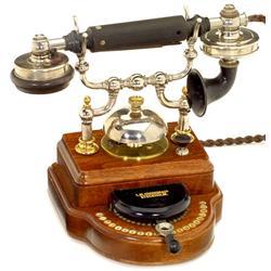 """Telephon """"L.M. Ericsson"""", um 1920"""