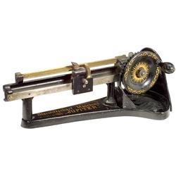 """Bleistiftschärf-Maschine """"Jupiter 1"""", 1920"""