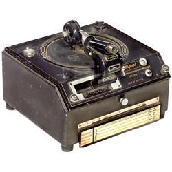 """Diktiergerät """"Kosmograph"""", um 1930"""