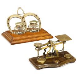 Dekoratives Schreibtisch-Set