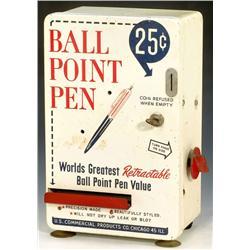 Verkaufsautomat für Kugelschreiber