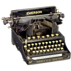 The Emerson No. 3, 1907