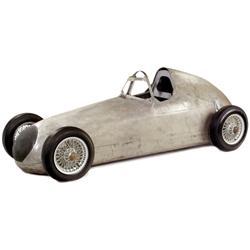 Aluminium-Karosserie des Design-Prototyp