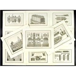 Klassische Holzkonstruktionen im Schiffs- un