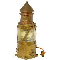 "Leuchtfeuer ""Pintsch"", um 1900"