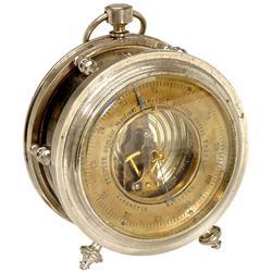 Französisches Barometer, um 1900
