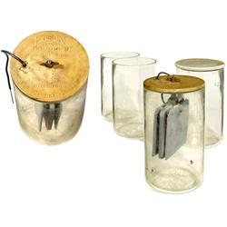 Original-Flaschenbatterie von Thomas Alv