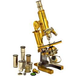 "Mikroskop ""Reichert"""