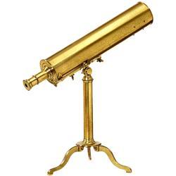 """6,5-cm-Spiegelteleskop """"van der Bildt"""", um 1790"""