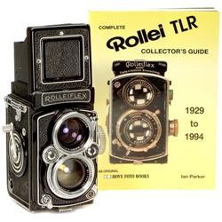 Rolleiflex 2,8 D, 1955
