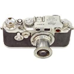 Leica IIIf mit Elmar 5 cm, 1950/51