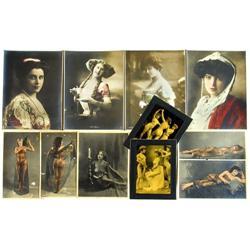 Photographien schöner Damen, 1900–193