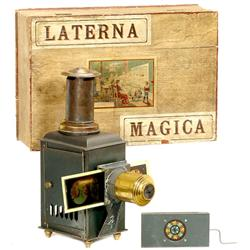 "Laterna Magica ""Carette"""