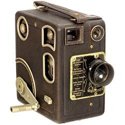 """16-mm-Filmkamera """"Siemens Mod. B."""", 193"""