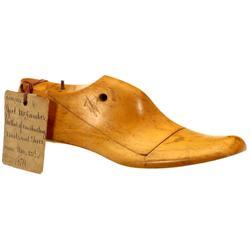 "Original U.S.-Patent Model ""Shoe"" by Joe"