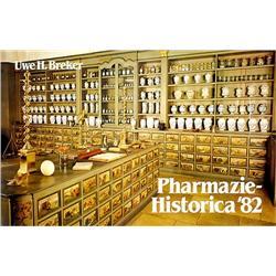 """36 historische Farbbildmotive """"Pharmazie"""