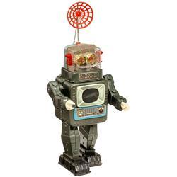 Alps: Japanischer Spielzeug-Roboter mi