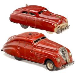 """2 Autos von """"Schuco"""""""