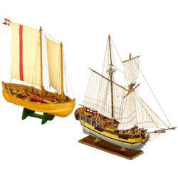 2 Modell-Segelboote
