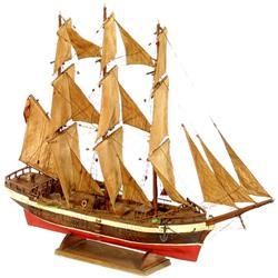 Spanische Dreimast-Bark