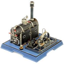 """Liegende Dampfmaschine """"Märklin"""