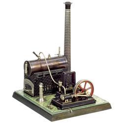 """Liegende Dampfmaschine """"Bing"""" (Nr. 1019/1)"""