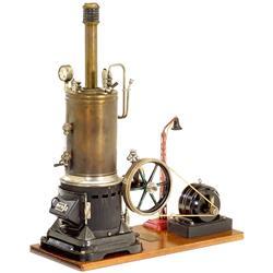 "Stehende Dampfmaschine ""Märklin"" (Nr. 4122"