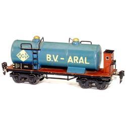 """B.V.-Aral-Kesselwagen """"Märklin Nr. 1854 BV"""