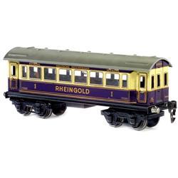 """Rheingold-Personenwagen """"Märklin  Nr. 17580"""""""