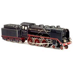 """Dampflokomotive mit Tender """"Märklin Nr. GR 70/12920"""" (Spur 0)"""