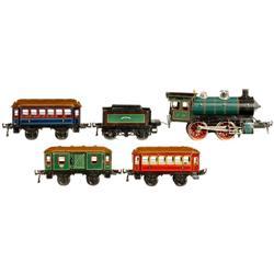 "Eisenbahnanlage ""Bing"" (Spur I), um 192"