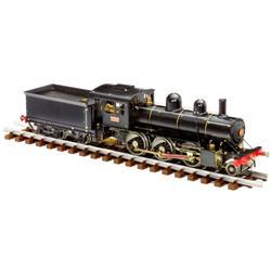Spiritus-Dampflokomotive (Spur I), 198