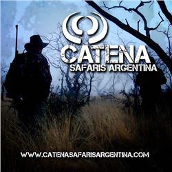 5 Day Safari in  For 2 Hunters in La Pampa, Argentina with Catena Safari