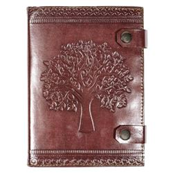 Tree of Life Leather  Journal To Jot Down Your Daily Inner Thoughts