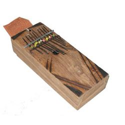 Small Handmade  Finger Piano Musical  Instrument