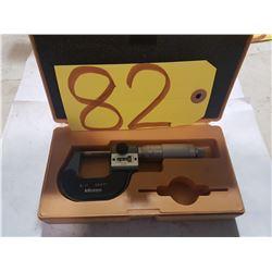 """Mitutoyo 0-1"""" Dial Micrometer"""